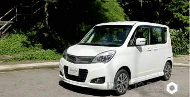Suzuki Solio ene-charge